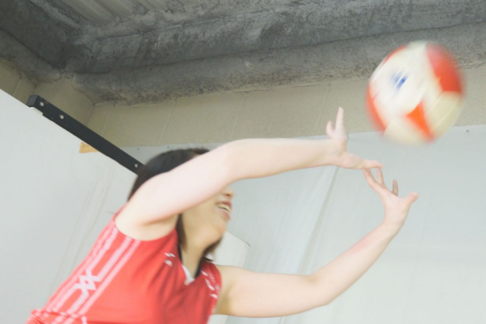 【投稿】現役バレーボール選手にブルマをはかせてみた…2 サンプル画像02