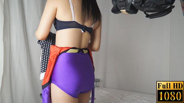 【投稿】【HD】女性用スポーツウェアを着たまま、シゴかれたい!! レオタード編5 サンプル画像03