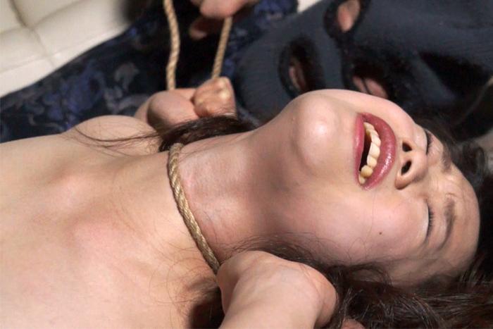 【値下げ商品】【投稿】首絞め凶徒3 サンプル画像04