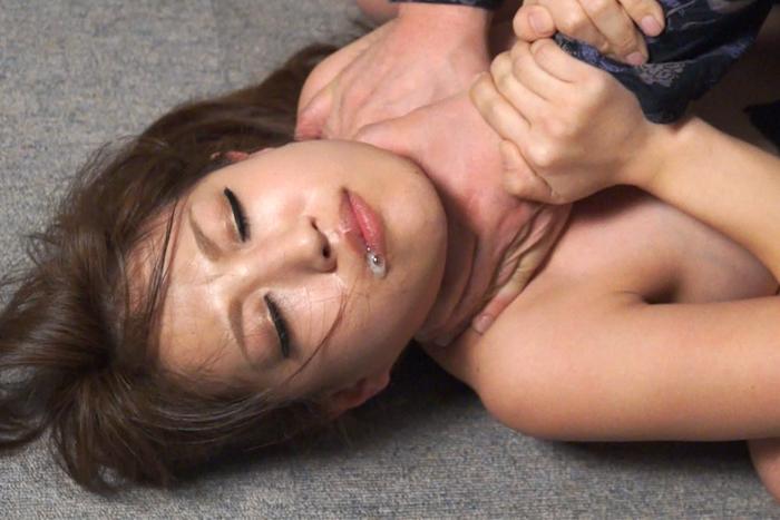 【値下げ商品】【投稿】首絞め凶徒3 サンプル画像09