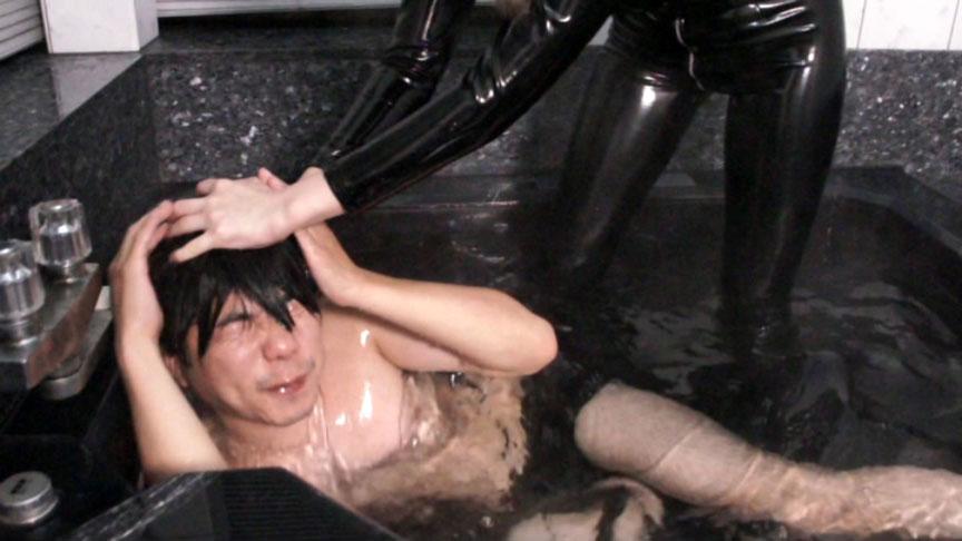 【1000pts!】女殺し屋窒息死刑遊戯 4 サンプル画像03