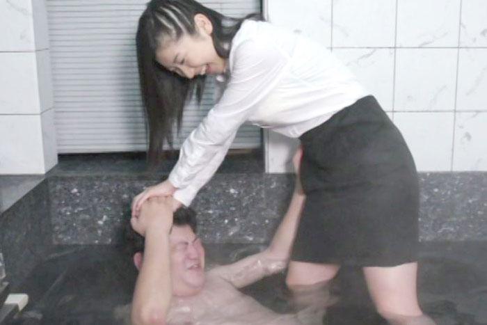 【1000pts!】女殺し屋窒息死刑遊戯 5 サンプル画像11