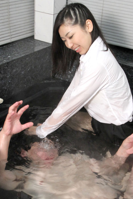 【1000pts!】女殺し屋窒息死刑遊戯 5 サンプル画像12