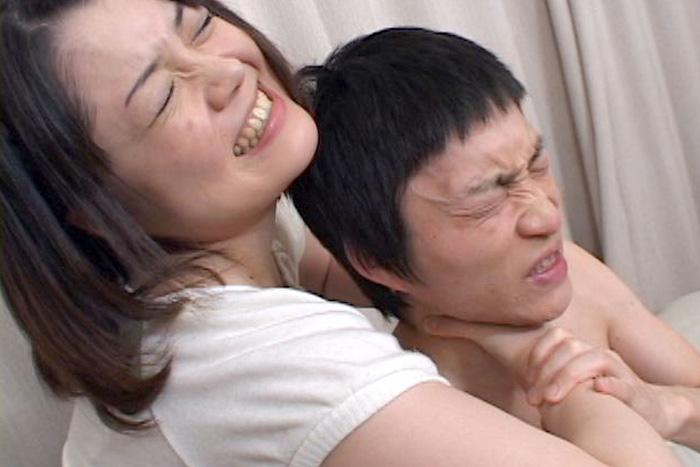 【1000pts!】清純美女が男を首絞め! 1 サンプル画像04