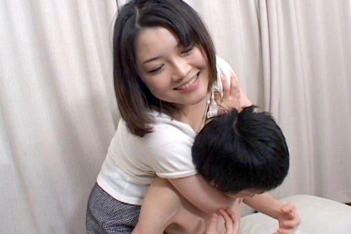 【1000pts!】清純美女が男を首絞め! 1 サンプル画像06