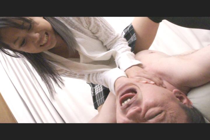 【1000pts!】清純美女が男を首絞め! 2 サンプル画像01