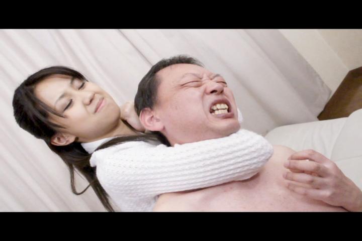 【1000pts!】清純美女が男を首絞め! 2 サンプル画像07