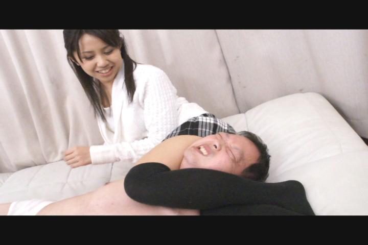【1000pts!】清純美女が男を首絞め! 2 サンプル画像08