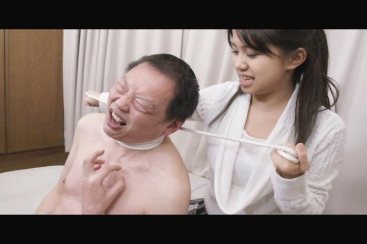 【1000pts!】清純美女が男を首絞め! 2 サンプル画像10
