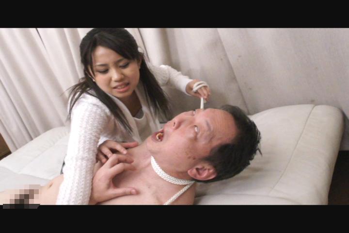 【1000pts!】清純美女が男を首絞め! 2 サンプル画像11