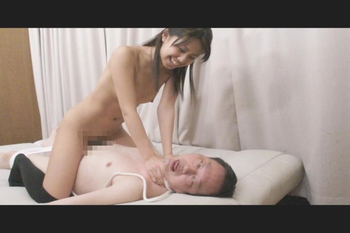 【1000pts!】清純美女が男を首絞め! 2 サンプル画像12
