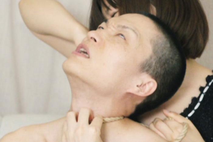 【1000pts!】清純美女が男を首絞め! 6 サンプル画像06