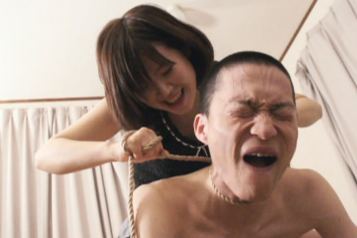 【1000pts!】清純美女が男を首絞め! 6 サンプル画像01