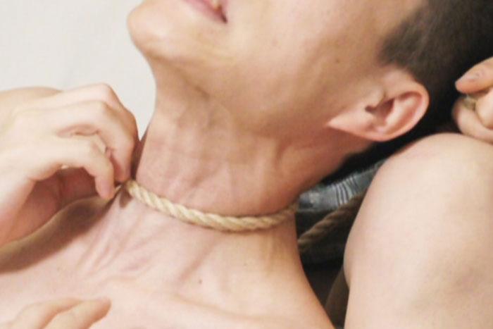 【1000pts!】清純美女が男を首絞め! 6 サンプル画像08