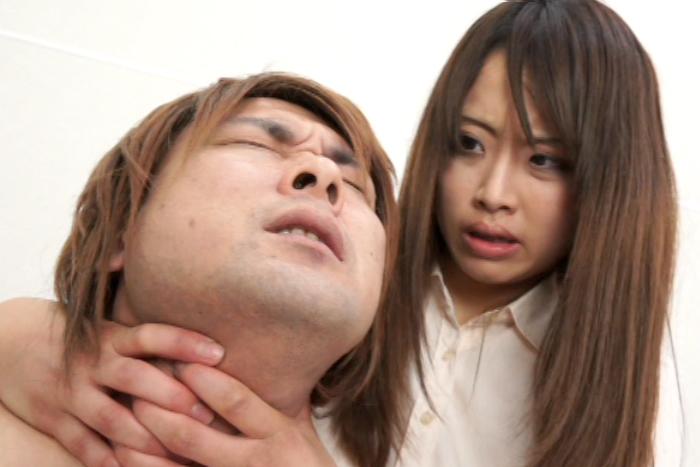 【1000pts!】清純美女が男を首絞め! 8 サンプル画像04