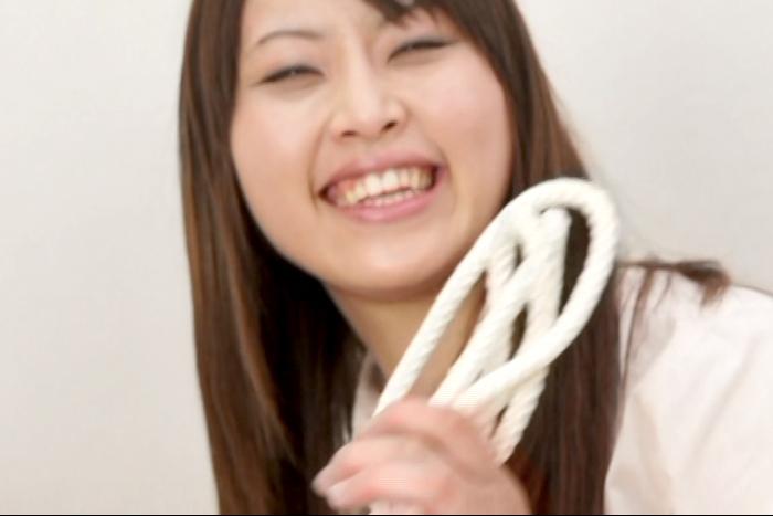 【1000pts!】清純美女が男を首絞め! 8 サンプル画像07