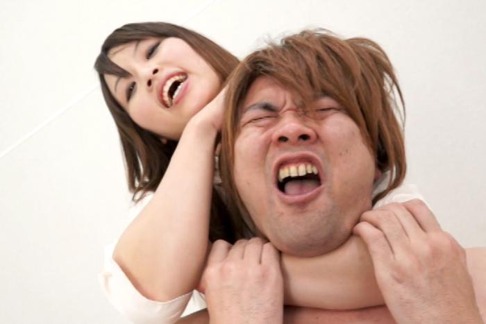 【1000pts!】清純美女が男を首絞め! 8 サンプル画像09