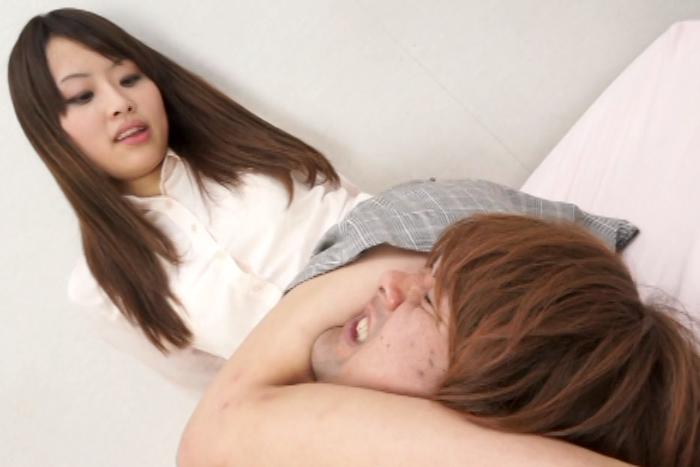 【1000pts!】清純美女が男を首絞め! 8 サンプル画像10