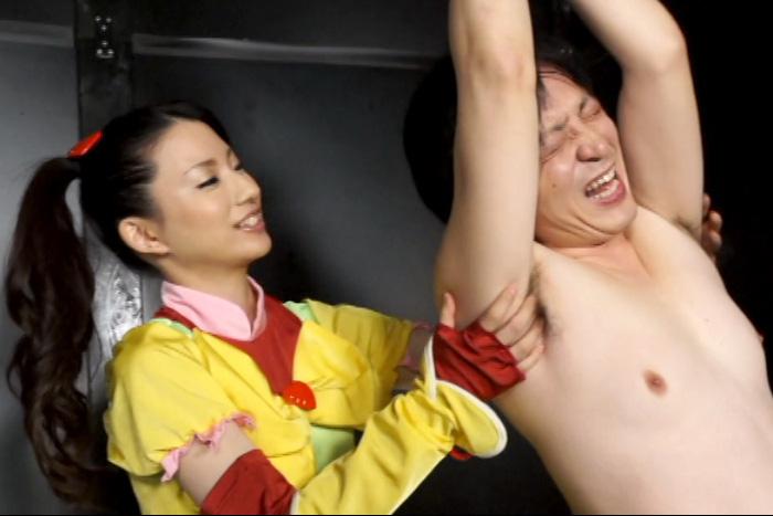 くすぐり痴女ヒロイン VOL.6 サンプル画像03