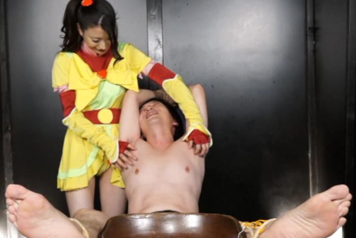 くすぐり痴女ヒロイン VOL.6 サンプル画像01