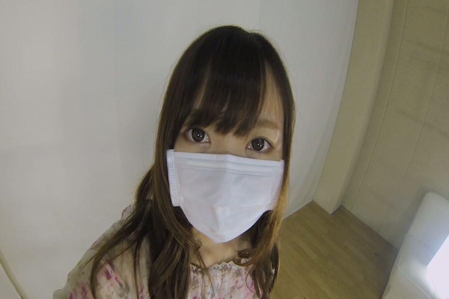 マスク姿のゆうりとみれいをみて! サンプル画像03