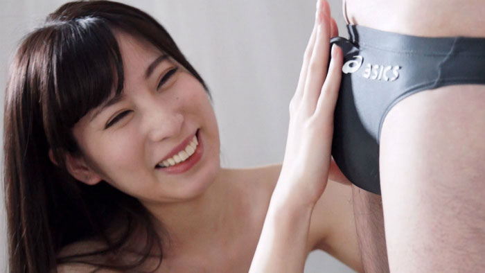 【HD】男女競パンしごき1 サンプル画像08