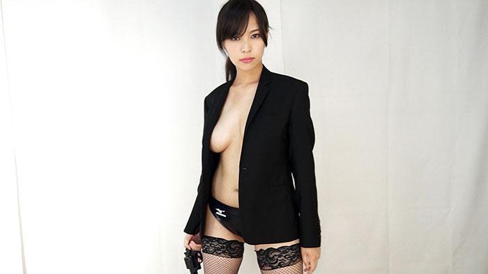 【HD】競パンハンター 今日子&優香 サンプル画像06
