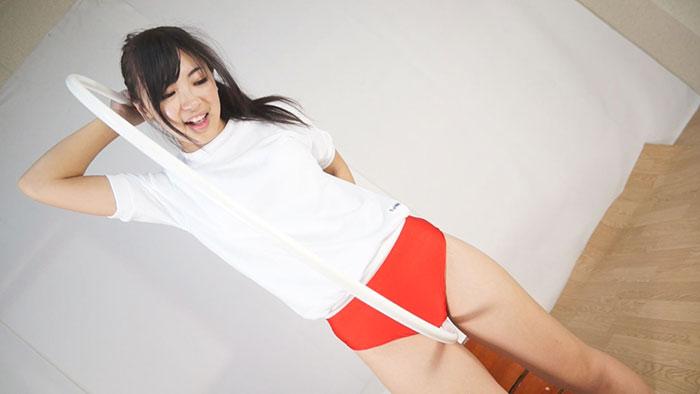【HD】あやね遥菜のブルマと体操服 サンプル画像09