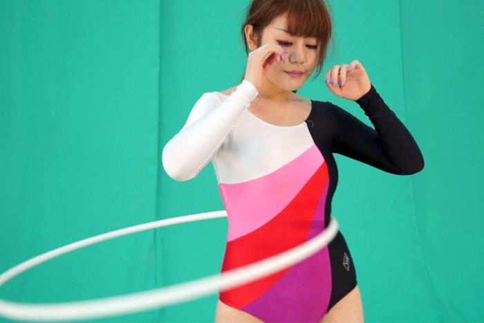【新特別価格】【HD】新体操部員のレオタードを着た肉体5 サンプル画像03