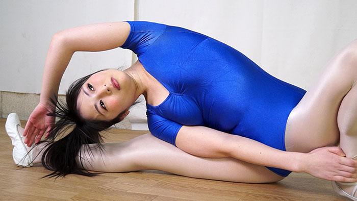 器械体操選手貸します 器械体操歴12年 花城あゆさん サンプル画像04