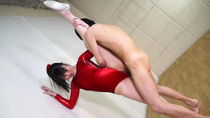 器械体操選手貸します 器械体操歴12年 花城あゆさん サンプル画像11