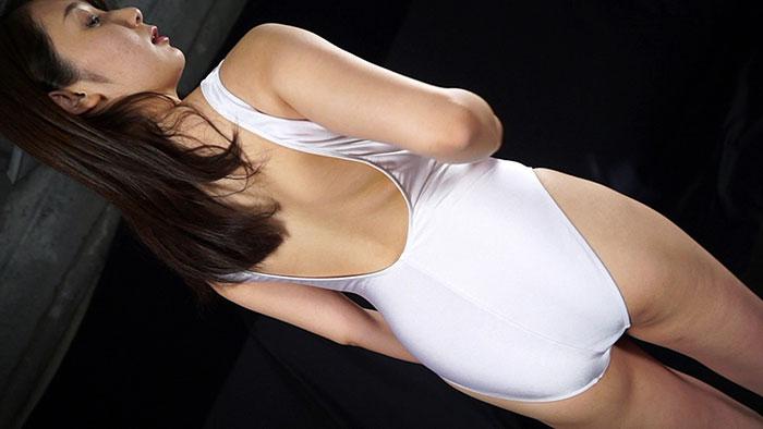 【HD】白水 白い水着だけ… No.04 サンプル画像04