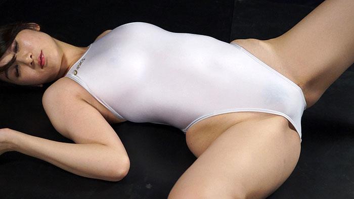 【HD】白水 白い水着だけ… No.04 サンプル画像01