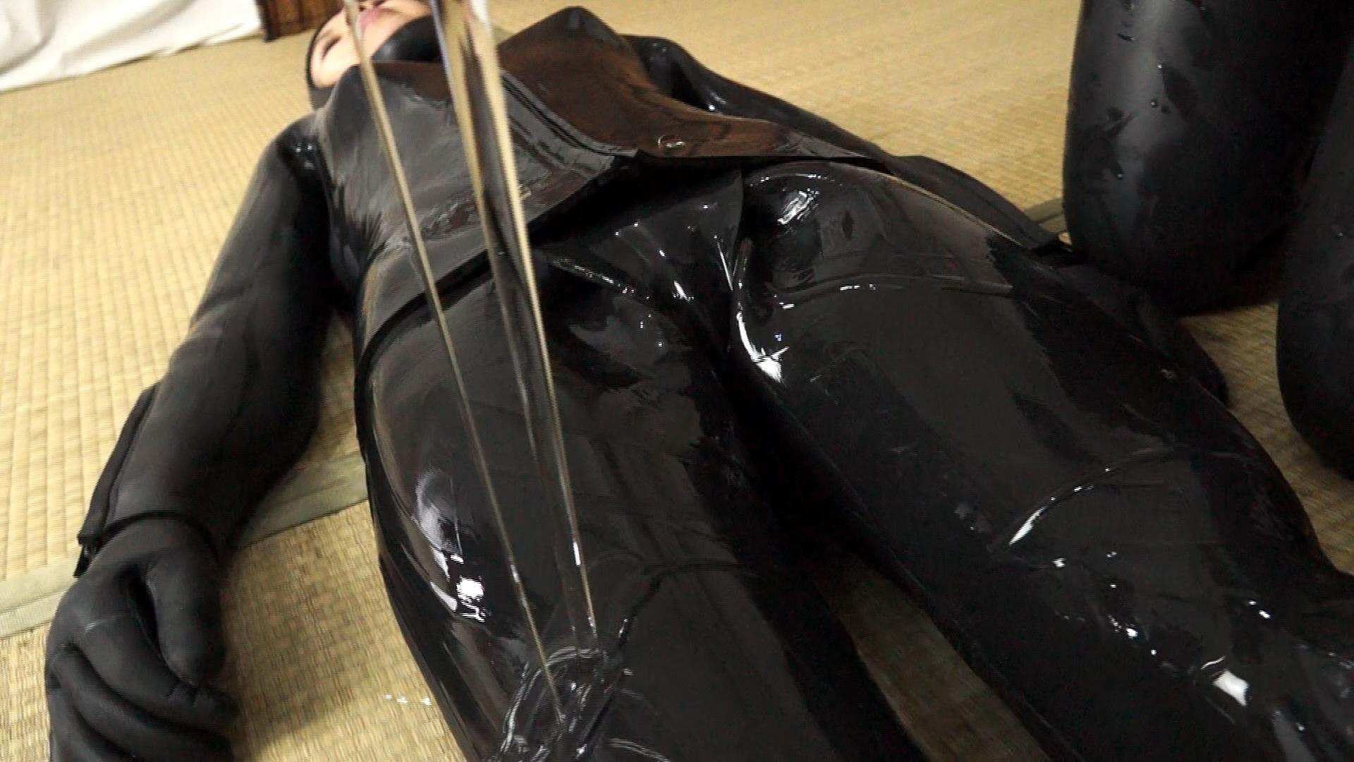 【値下げ商品】【HD】濡れた淫貝 海女ダイバースーツ百合族4 サンプル画像09