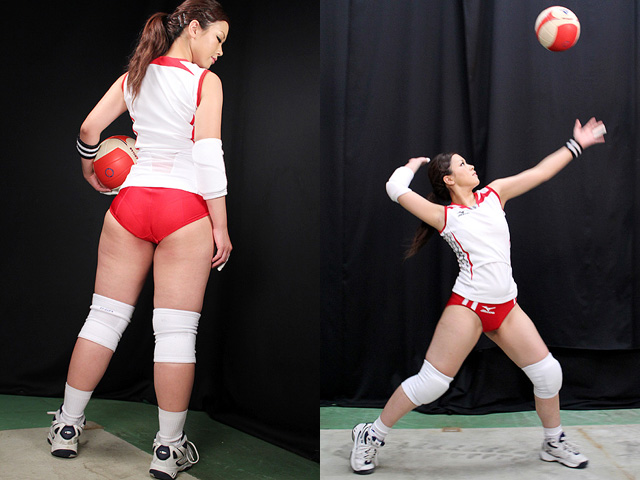 【新特別価格】現役バレーボール選手とSEXしてみませんか?2 サンプル画像01