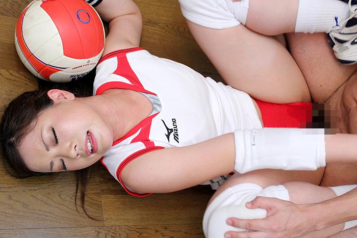 【新特別価格】現役バレーボール選手とSEXしてみませんか?2 サンプル画像12