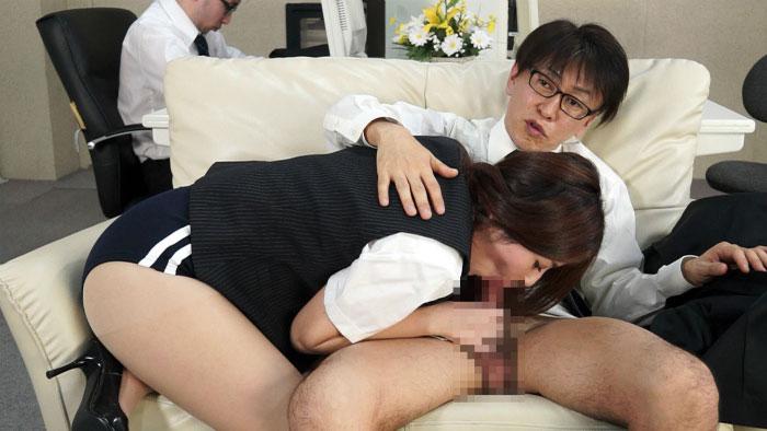 性欲処理課OLブルマ 2ndシーズン vol.05 サンプル画像06