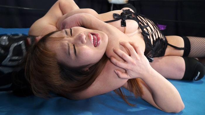 GODDESS~女神 セクシー女優 あかね杏樹が煩悩寺にランジェで挑戦! サンプル画像01