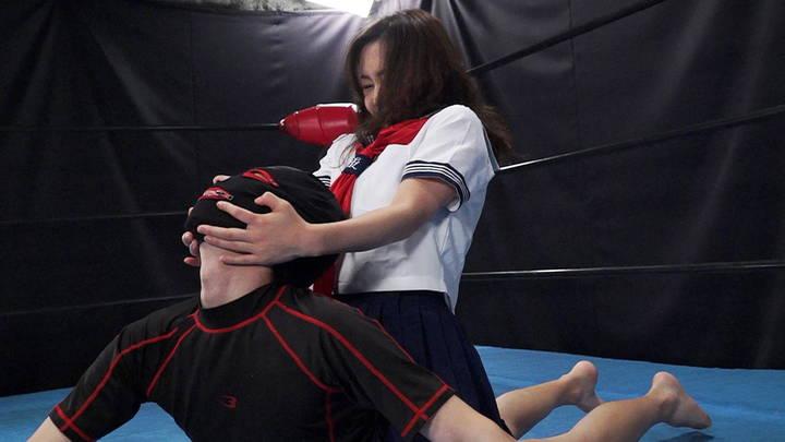 女子プロレスラー討伐巡礼リローデッド Vol.1 サンプル画像03