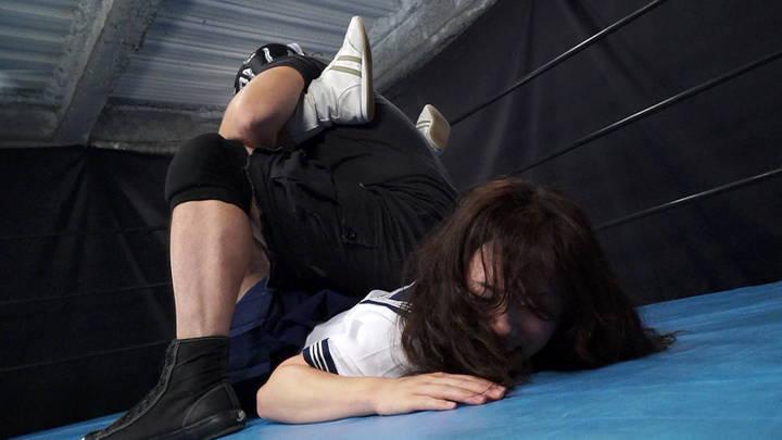 女子プロレスラー討伐巡礼リローデッド Vol.1 サンプル画像04