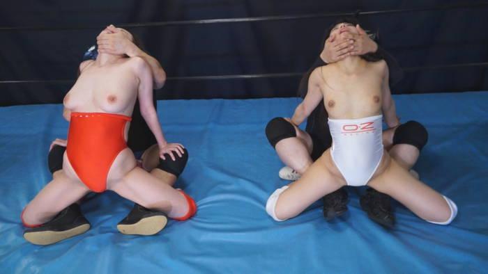 煩悩寺主催 プロレスMIXタッグマッチ 集団レイプリング Vol.7 サンプル画像01