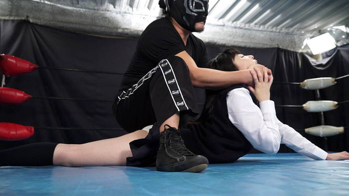 拉致暴行プロレス地獄MIX Vol.6 女子校生なごみ編 サンプル画像03