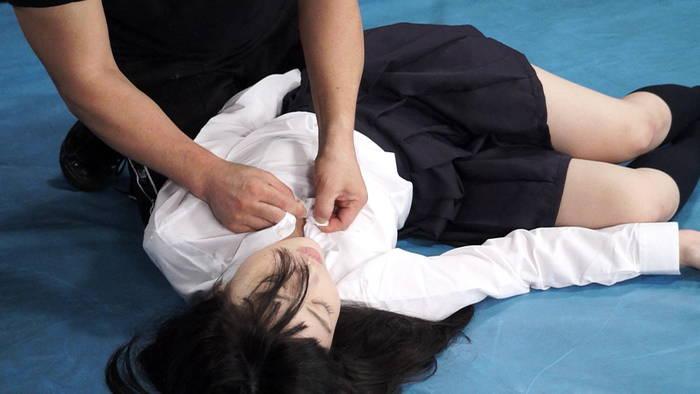 拉致暴行プロレス地獄MIX Vol.6 女子校生なごみ編 サンプル画像07