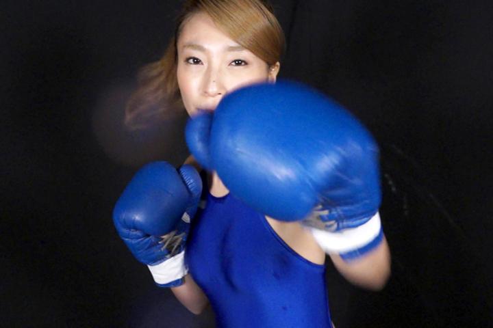 ファイティングガールズ ボクシングドリームマッチ 安藤あいか VS 新山ひかる サンプル画像06