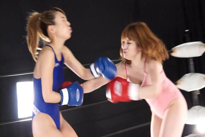 ファイティングガールズ ボクシングドリームマッチ 安藤あいか VS 新山ひかる サンプル画像04