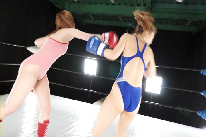 ファイティングガールズ ボクシングドリームマッチ 安藤あいか VS 新山ひかる サンプル画像11