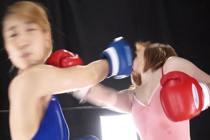 ファイティングガールズ ボクシングドリームマッチ 安藤あいか VS 新山ひかる サンプル画像12