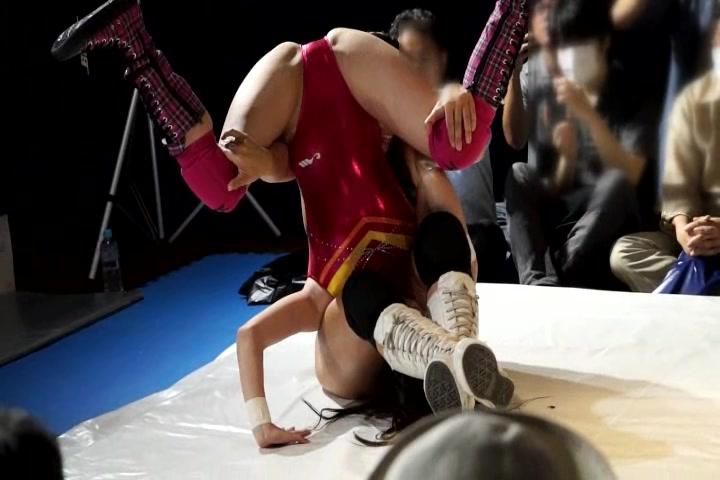 【HD】ファイティングガールズ in 大阪 2013.10.12【前半】 サンプル画像01