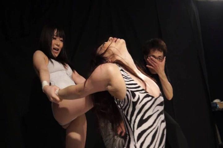 【HD】Fighting Girls Volume.10 2014.4.19 原点回帰 FightingGirls チャンピオンタイトルマッチ2014【後半】 サンプル画像08
