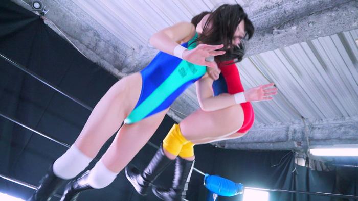 女子プロレスリング Vol.17 サンプル画像10